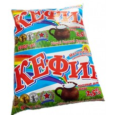 Кефир Сакский 2,5% ПЭТ, 0.9 л