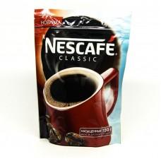 Кофе NESCAFE classic растворимый гранулированный 150г.